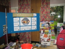 Global Dimension in Education Project Information Stand