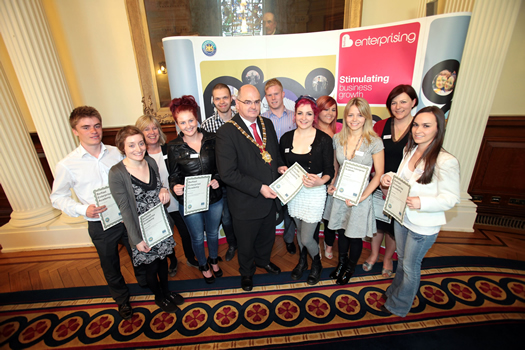 Belfast Enterprise Academy Celebration