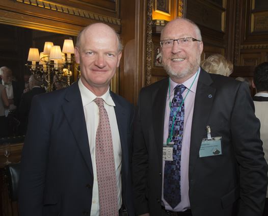 Peter Finn and David Willetts