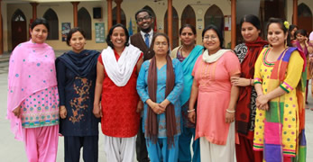 The Teachers of Sneha Doon Academy