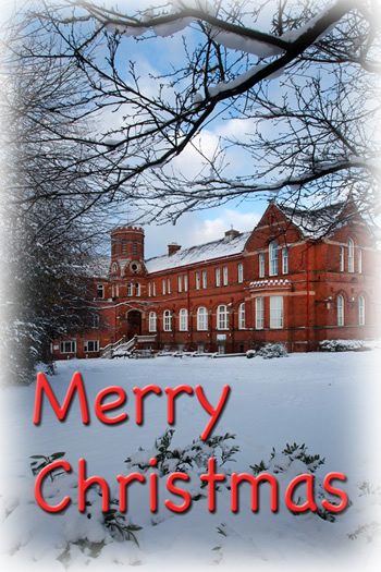 Merry Christmas from St Mary's University College