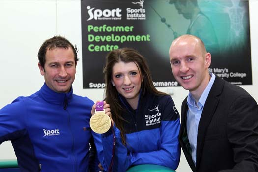 Paralympic Medallist Photo