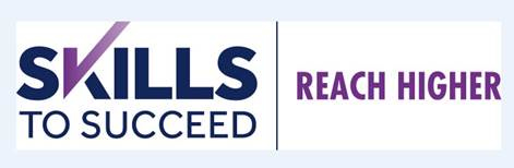 Skills to Succeed / Reach Higher Logo
